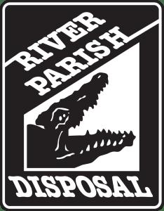 Louisiana River Parish Disposal Logo
