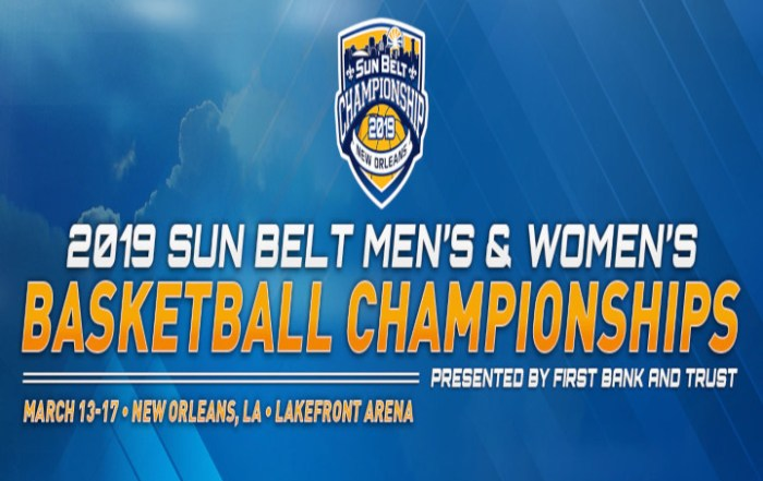 2019 Sun Belt Conference Basketball Tournament