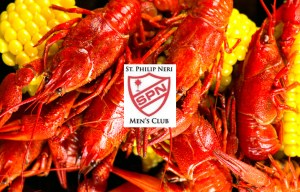 St. Philip Neri Men's Club Annual Crawfish Cookoff