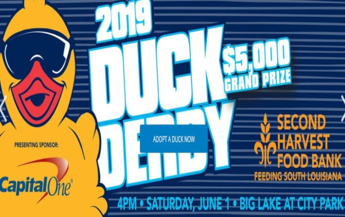 2019 Rubber Duck Derby