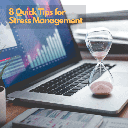 8 Tips for Stress Management while Studying