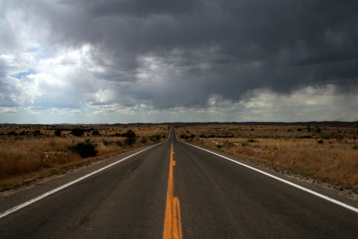 Hwy 82, New Mexico