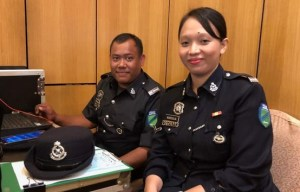 Tropicana and PDRM 06