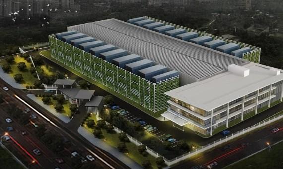 Data Centre Campus in Jakarta