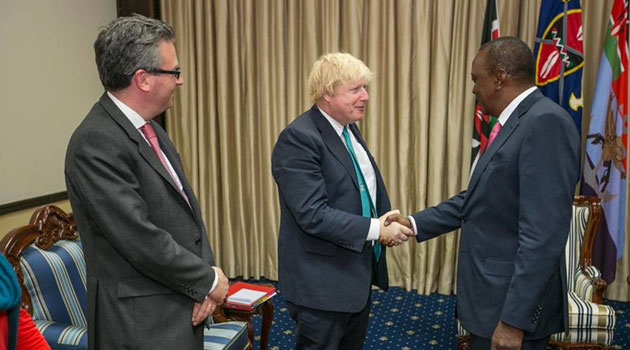 Kenya and the UK to negotiate a post-Brexit trade agreement