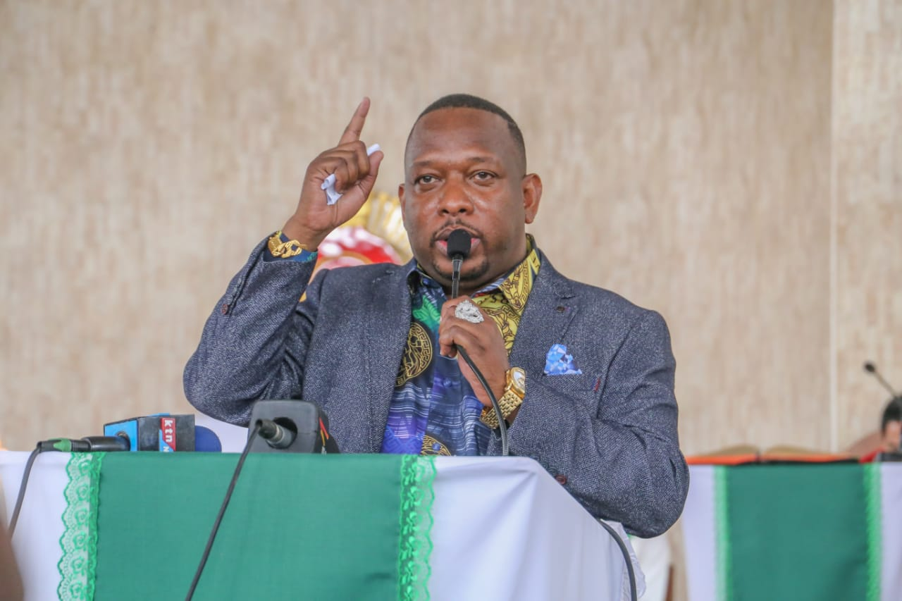 Sonko Petitions President Uhuru to Re-open Sports