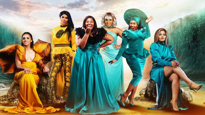 The Real Housewives of Durban, the second South African installment to air exclusively on Showmax