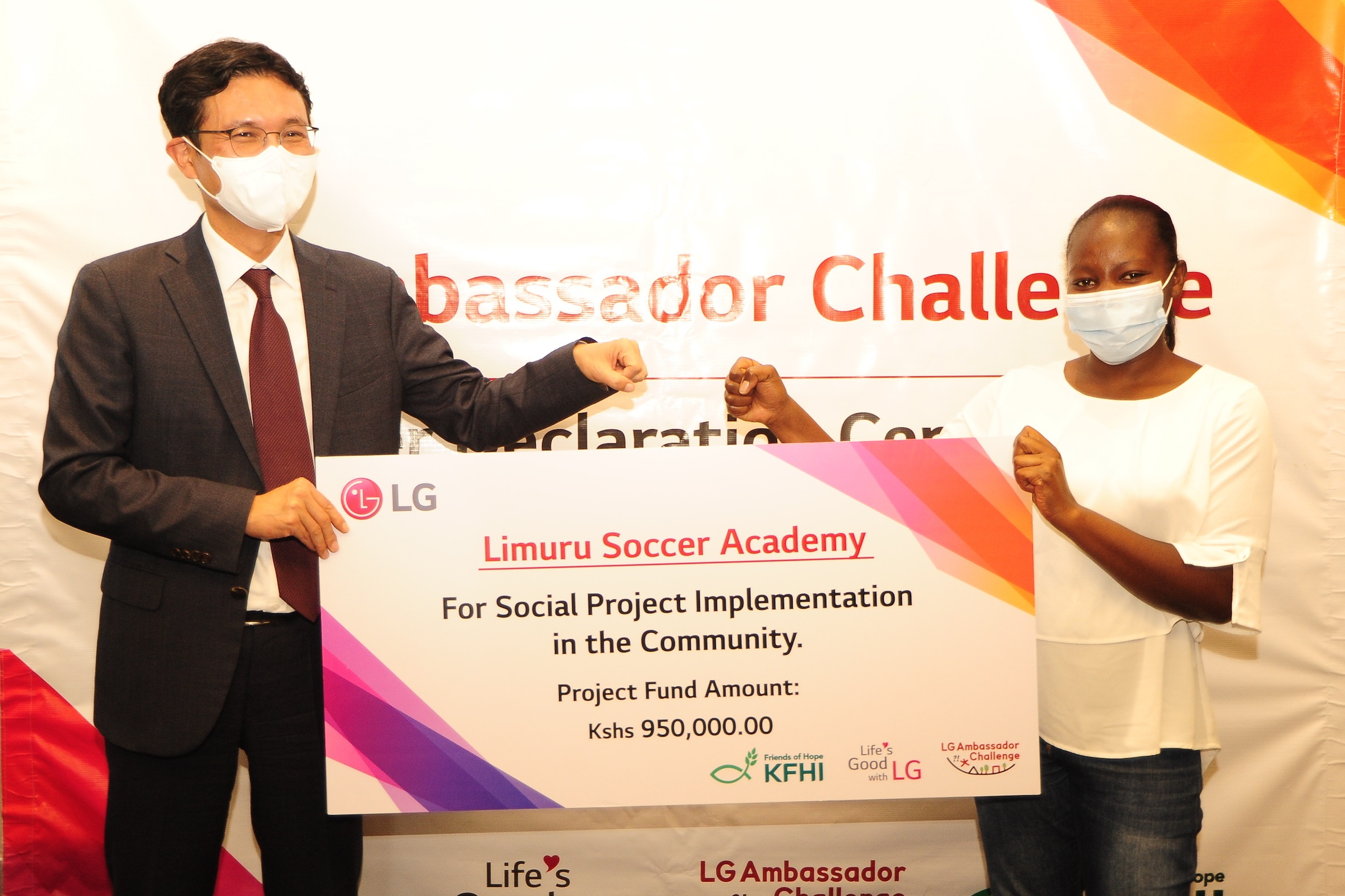 LG launches social impact challenge for innovative community projects in Kenya