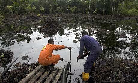 Accept Responsibility For Oil Spill, CUPEJ Tells Chevron