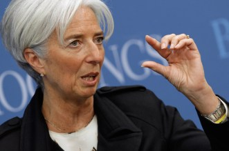 Christine Lagarde Managing Director, IMF