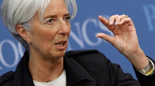 Christine Lagarde Managing Director, IMF