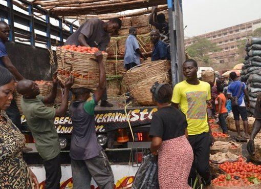 Northern Food Traders Resume Distribution To The South