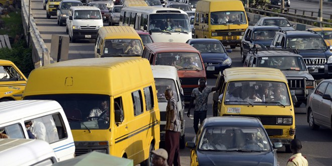 Lagos residents waste 7 hours daily in traffic – Report