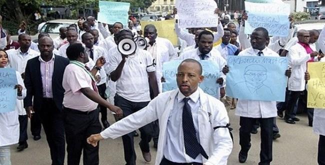 Resident Doctors strike