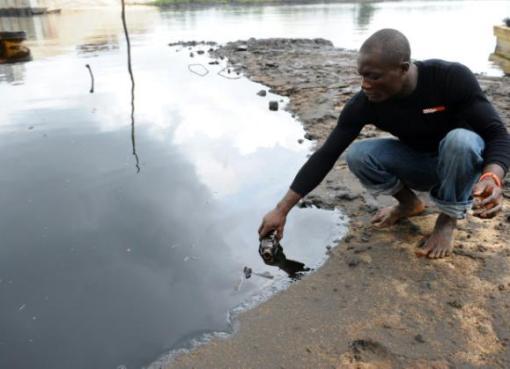 Oil Spillage Hits Bayelsa Community