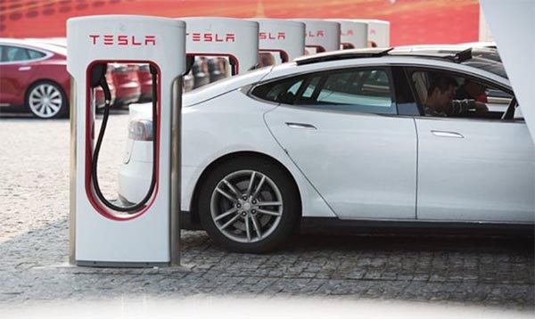 Google Map Now Shows Electric Cars Charging Stations