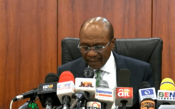 Image result for cbn governor 2019