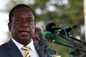 Zimbabwean President