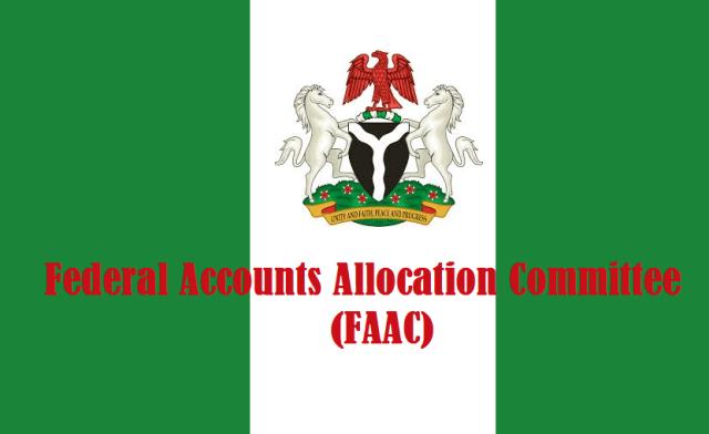 FAAC - FAAC: FG, States, LGAs share N693.529bn for September