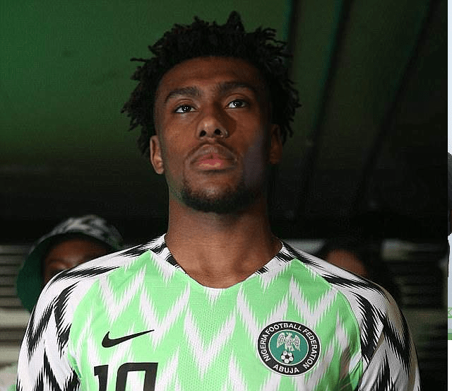 2f5cf4424 Nike Receives Over 3 million Units Pre-order of Super Eagles 2018 World Cup  Jersey