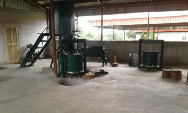 Nigerian Firm Designs Machine To Automate Garri Production
