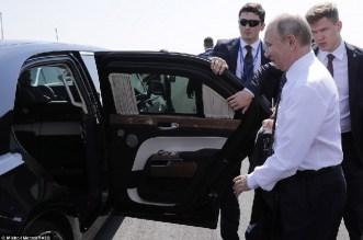 Putin's Limo