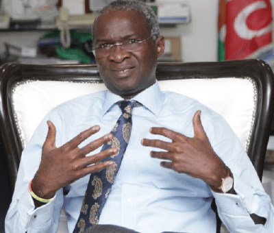 Works Earmarks N1bn As Consultancy Fees For Experts