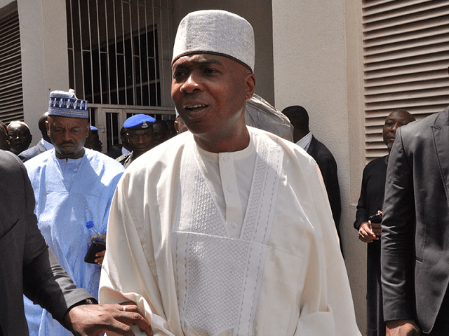 Saraki Released From EFCC Custody After Hours Of Questioning
