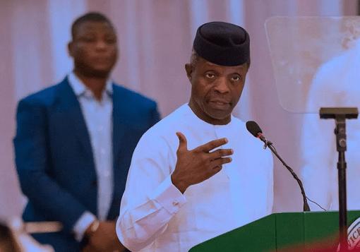 To Grow Nigerian Economy, We Need To Focus On Productivity - Osinbajo