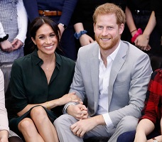 Duke, Duchess of Sussex