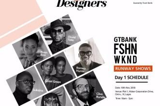 GTBank Fashion Weekend