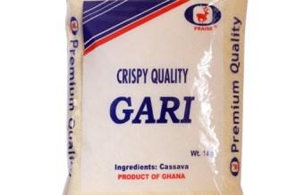 Ghana Gari