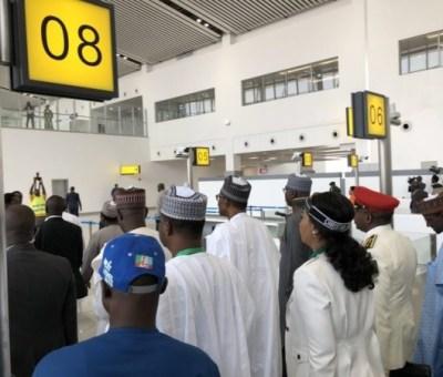 KACCIMA Indicates Interest In Acquiring Kano International Airport