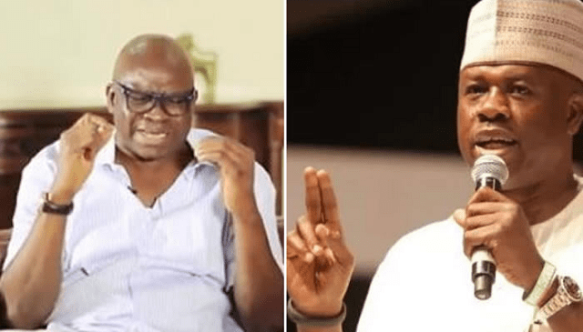 Image result for It's painful testifying against Fayose, says Obanikoro