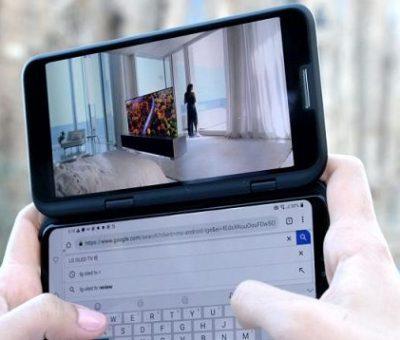 LG To Halt Production Of Smartphones