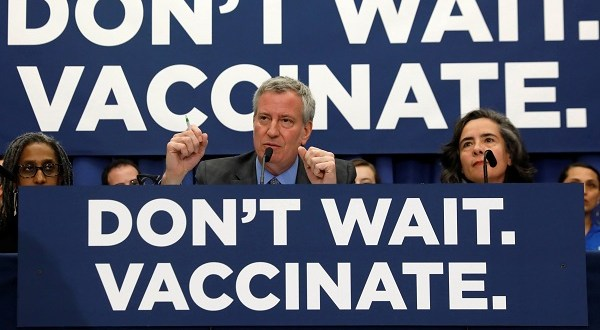 New York Measles Outbreak