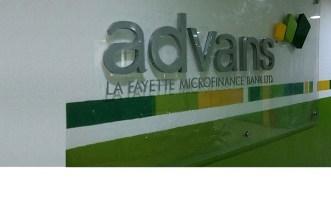 Advans La Fayette