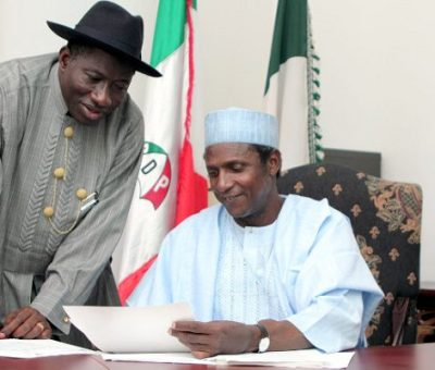 """IBB Advised Jonathan To Occupy President's Seat During Yar""""adua's Absence, Says Otedola"""