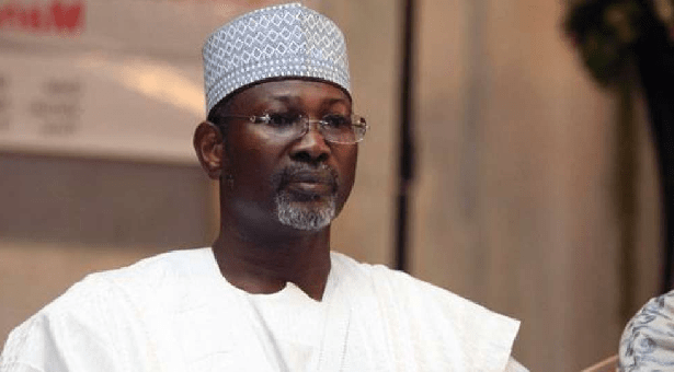 "Jega Describes Buhari's Government As ""Very Disappointing"""