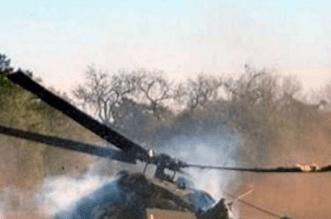 NAF Helicopter crash
