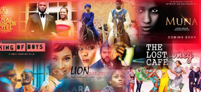 149 Movies Produced In Lagos, Highest In Q1 2020 - NBS