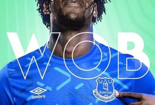 Everton Completes Signing of Alex Iwobi