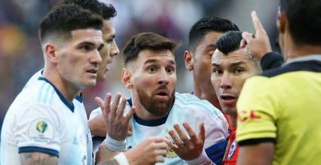 Messi Faces 3 Months Ban
