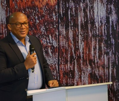 Mitchell Elegbe Delivers Keynote Address at NSE Graduate Trainee Ceremony