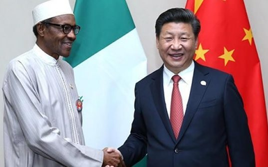 Buhari Greets President Xi Jinping On 70th Anniversary Of People's Republic Of China