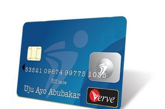 Verve Global card