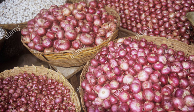 Onion Producers Suspend Supply To South-East