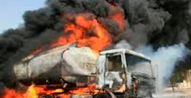 Onitsha tanker fire