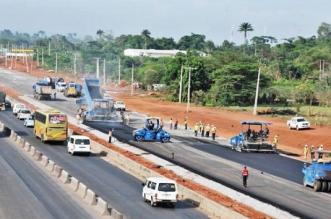 Road Rehabilitation Commences