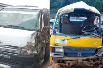 uto-accident on Lagos-Ibadan Expressway